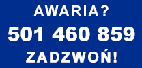 awaria zadzwoń do hydraulika