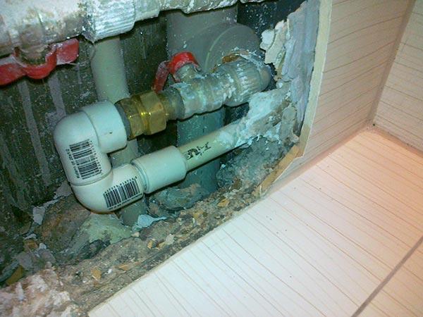 Usuwanie Usterek hydraulicznych